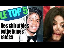 Le top 5 des chirurgies esthétiques ratées