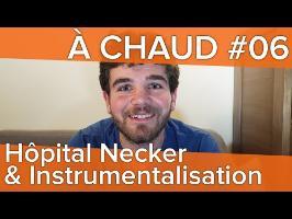 [À CHAUD #06] Hôpital Necker, manif historique : que retenir ?