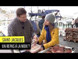 Saint-Jacques : que trouve-t-on vraiment dans nos assiettes ?