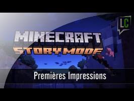 [FR] Impressions - Minecraft Story Mode