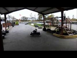 Park a kart like a boss