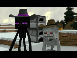 Monster School (Preschool) - The Great Hunt! - Minecraft Animation