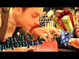 Unwrapping Christmas Presents Early! | Joseph's Machines