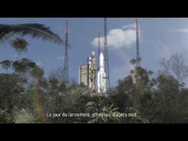 Ariane 5 : que se passe-t-il 24h avant le lancement ?