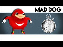 Ugandan Knuckles - Drôles ou polémiques ? - Minute Mème