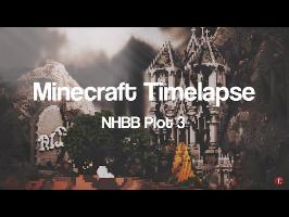 [Minecraft Timelapse] Build battle #1 : | LanguageCraft, Lyrah, NewHeaven