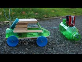 How to Make a Remote Controlled Car - (Very Simple)