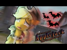 The Misadventures of Applejack the Vampire Slayer [Animation]