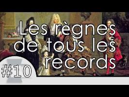 Les règnes de tous les records - Nota Bene #10