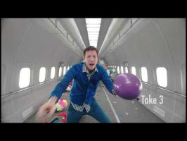 OK Go - Upside Down & Inside Out - Behind the Scenes: Thunderdome Reel