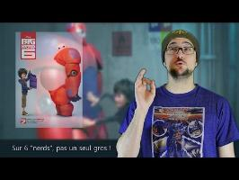 Les Nouveaux Héros (Big Hero 6) - Chrono-Critique par Benzaie