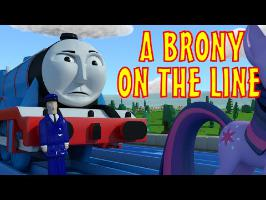 TOMICA Thomas & Friends Short 39: A Brony on the Line
