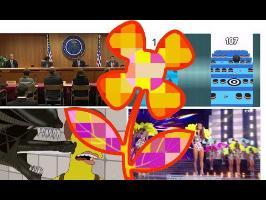 Disney, Orange, la Neutralité du NET/ Jeux vidéo et Clonage. Fleur2SEL | 23_12_2017 |