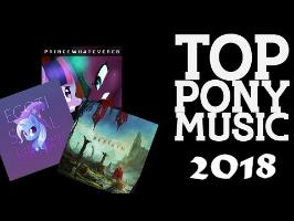 The Top Pony Songs of February 2018 - Community Voted