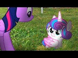 [MLP en vrai] Flurry Heart