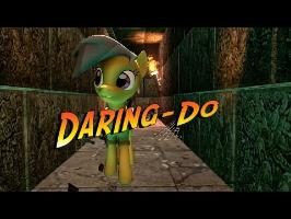 Daring Do and the Sudden Trap [SFM]