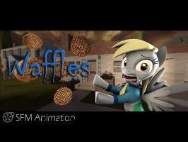 [SFM Ponies] Waffles