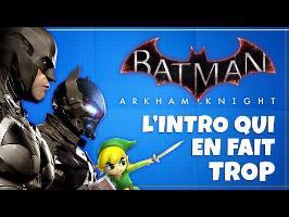 Game Anatomy - Pourquoi Batman est un mauvais prof ?