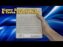 How the Covox and Disney Sound Source Worked