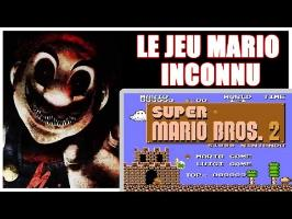 LE JEU MARIO INCONNU : Super Mario Bros The Lost Levels