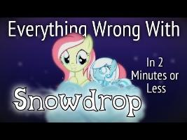 Everything Wrong With Snowdrop in 2 Minutes
