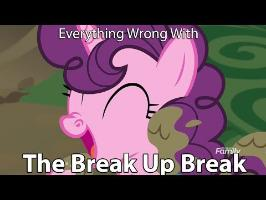Everything Wrong With My Little Pony Season 8 The Break Up Break Down [Parody]