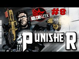 Bolchegeek #8 Punisher : Bad ass, Violence & Doudous 2