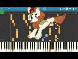 A Kirin Tale - MLP: FiM Synthesia Piano Cover