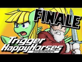 Who Killed Santa? - Danganronpa: Trigger Happy Horses - Part 4 FINALE