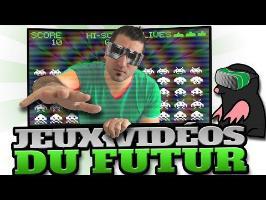 TOP 10 des TECHNOLOGIES des JEUX VIDÉO du FUTUR