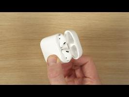 Apple Airpods - Prise en main