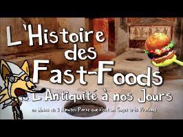 L'Histoire des Fast-Foods (de L'Antiquité à nos jours) - ETH