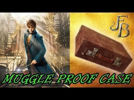Muggle Proof Suitcase - AWEMe Artists