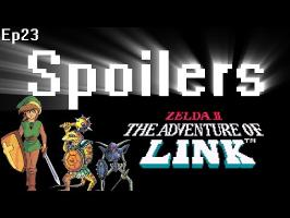 Spoilers - Zelda II Adventure of Link