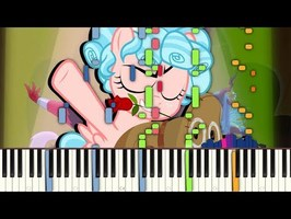 A Better Way To Be Bad - MLP:FIM - Synthesia [Piano Tutorial]