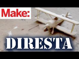 Diresta: Bandsaw Biplane