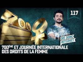 Ma 700e au théâtre Antoine et journée des droits des femmes. VERINO #117 // Dis donc internet...