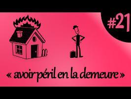 avoir péril en la demeure - Paye Ton Expression #21