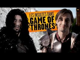 Les Insultes dans Game of Thrones (Lucien Maine)