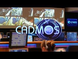 CADMOS : Visite d'un Vrai Programme Spatial !