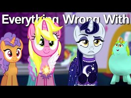 (Parody) Everything Wrong With Canterlot Boutique in 6 Minutes or Less