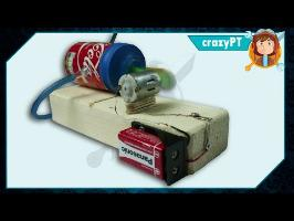 How to Make a Mini Air Pump