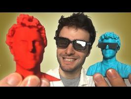 JE PEUX M'IMPRIMER EN 3D ?! (scanner 3D)
