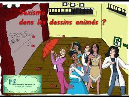 #35 - Sexisme dans les dessins animés ? - Ces dessins animés-là qui méritent qu'on s'en souvienne