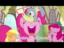 Ready to Smile [PonyDub]