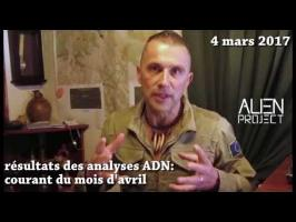 Thierry Jamin et les analyses ADN - by Loni