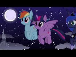 Hatsune Miku & Megurine Luka - Pony Girl