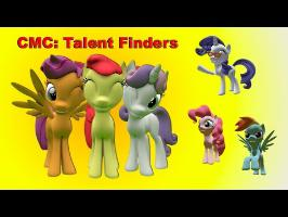 Cutie Mark Crusaders Talent Finders | #3