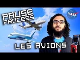 PAUSE PROCESS #20 Les Avions