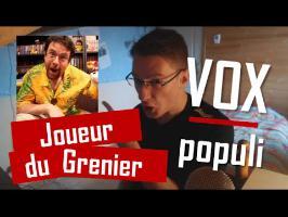 Comment Imiter Joueur du Grenier - Vox Populi